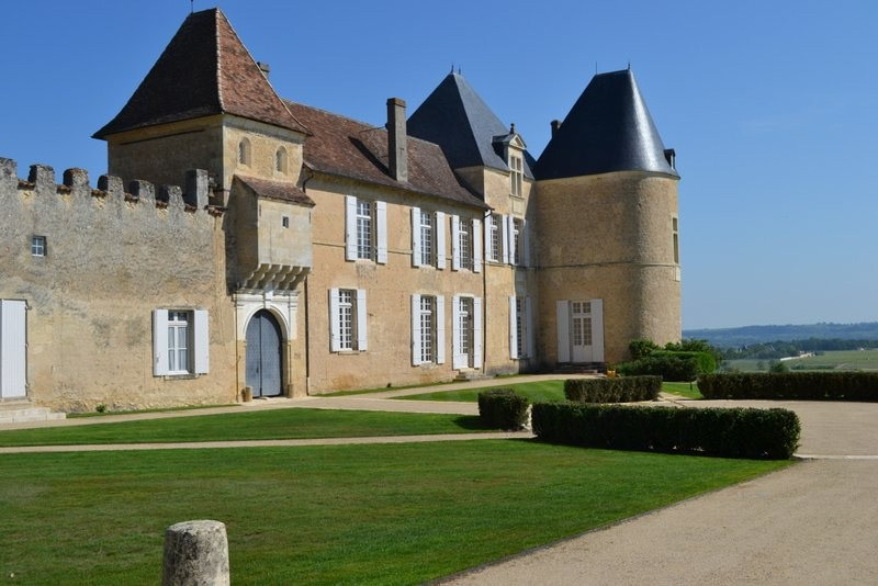 Wine Connect at Chateau d'Yquem