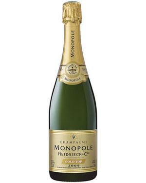 Champagne Monopole Heidsieck 2009